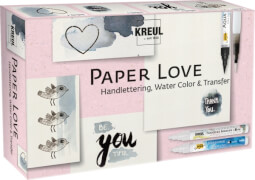 KREUL PaperLove Set