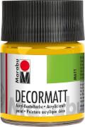 Marabu Marabu-Decormatt 021, 50 ml