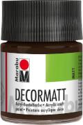 Marabu Marabu-Decormatt 045, 50 ml
