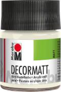 Marabu Marabu-Decormatt 070, 50 ml