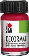 Marabu Marabu-Decormatt 032, 15 ml