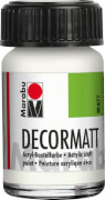 Marabu Marabu-Decormatt 070, 15 ml