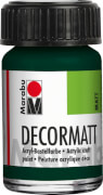 Marabu Marabu-Decormatt 075, 15 ml