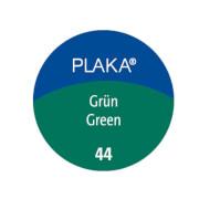 Plaka-Farbe 44 grün 50ml