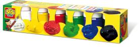 Plakatfarben 6 Farben a 50 ml