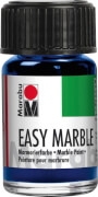 Marabu 15ml Easy Marble Ultramarinblau