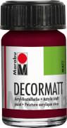 Marabu Marabu-Decormatt 034, 15 ml