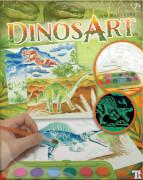 Dino Aquarelle