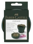 Faber-Castell Wasserbecher CLIC&GO Art & Gr