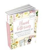TOPP Handlettering Design PaperA6 Florale Motive