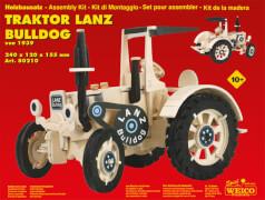 Weico Holzbausatz Traktor Lanz Bulldog Maxi