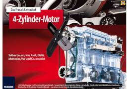 Franzis 4-Zylinder-Motor
