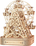 Wooden City Ferris Wheel