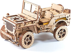 Wooden City Jeep 4x4