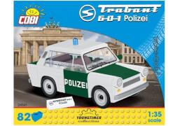 COBI 24541 TRABANT 601 POLIZEI