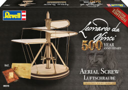 REVELL Luftschraube (500 Years LdV) 1:48
