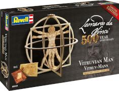 REVELL Vitruv- Mann (500 Years LdV) 1:8