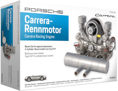 Franzis: Porsche Carrera Rennmotor