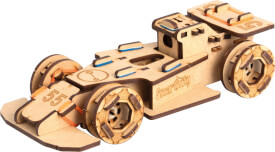 Smartivity Speedster 79 Teile