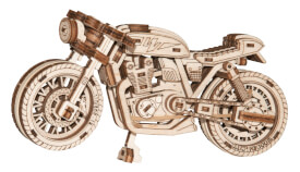 Wooden City: Cafe Racer (Motorrad)