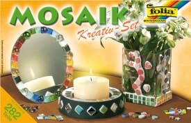 Folia - Jumbo-Mosaik-Set, 282-teilig
