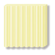 FIMO vanille pastell soft effect