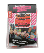 Paracord Set Pink Farben: Pin