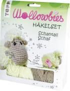 TOPP - Häkelset Wollowbies  Schaf Schantall