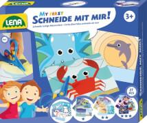 LENA My First Schneide mit mir - Meeres-Tiere