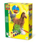 Figuren giessen Pferd
