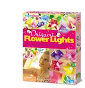 KidzMaker - Origami-Blumenlampen