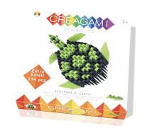 Creagami - Schildkröte - 114 Teile