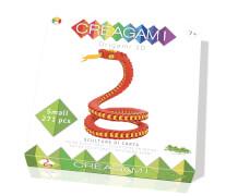 Creagami - Schlange - 271 Teile
