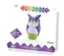 Creagami - Eule - 657 Teile
