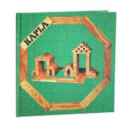 KAPLA Bücher - Buch 3 Leichte Architektur Grün - LIVR3