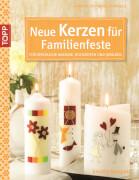 Buch: Kerzen für Familienfeste, nur in deutscher Sprache