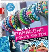 Buch: Paracord Power-Knoten, nur in deutscher Sprache