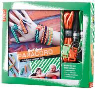 TOPP Kreativ-Set Knot Knot Paracord Set - Knüpfideen in deinem Style!