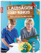 Buch: Laubsägen für Jungs, Hardcover, nur in deutscher Sprache
