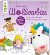 TOPP Fabelhafte Wollowbies mit 5 Labels + 5 Knöpfen für Ihre Botschaft