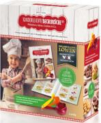 Kinderleichte Becherküche 4-teilig Becher Ausstechform Cookies/Kekse/Plätzchen