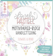 Pastell Motivp.Block Flowers