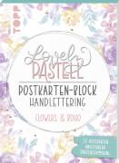 Pastell Post.Block Flo.VE3Ex