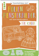 Fensterfolien-Set Kids