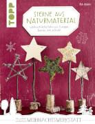Sterne Naturmaterial/kompakt