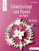 Schmetterl.Blumen Papier/kom