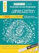 Kreidemarker Jahresz.MAXI Vorlagenmappe