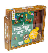 TOPP Kreativ-Set Basteln Naturm.