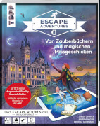 TOPP Escape Adv. AR Zauberbücher
