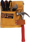 CORVUS Kids at Work Werkzeugset mit Gürtel